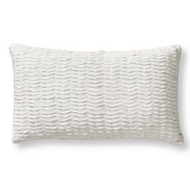 Miramar Pleated Pillow Sham