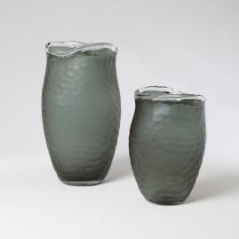Smoked Vase by Porta Forma
