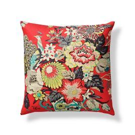 Portobello Vase Decorative Throw Pillow
