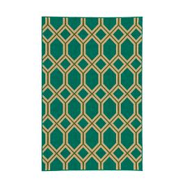 Tommy Bahama Seaside Lattice Outdoor Rug