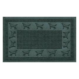 Water & Dirt Shield Labrador Border Pet Mat
