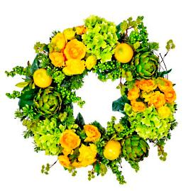 Lush Festive Wreath