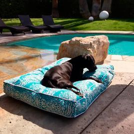 Animals Matter Too Southbay Outdoor Floor Pillow