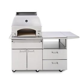 "Lynx 30"" Napoli Pizza Oven with 54"" Cart"