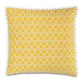 Lanai Looped Trim Decorative Pillow