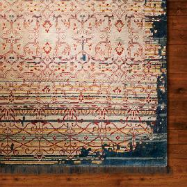 Hannon Hand Knotted Area Rug