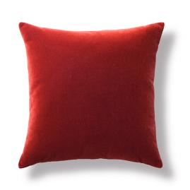 Bach Cayenne Knife-edge Decorative Pillow