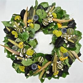 Keylime Dried Wreath