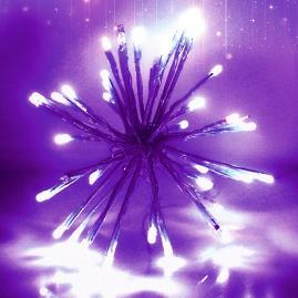 Lighted LED Sparkler