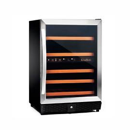 Kingsbottle 50 Bottle Dual Zone Wine Cooler