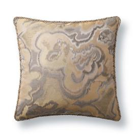 Suri Rope Cord Trim Decorative Pillow