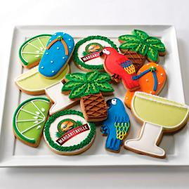 Margaritaville Frosted Cookies