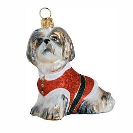 Diva Dogs Shih Tzu Santa Paws