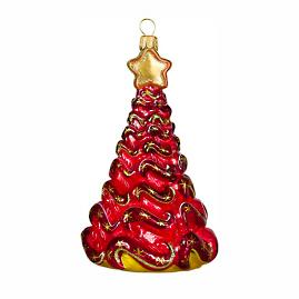 Glitterazzi Czech Twist Tree Ornament