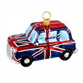 British Taxi Ornamnent
