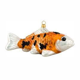 Koi Fish Taisho Sanke Ornament