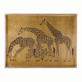 Giraffes Tray
