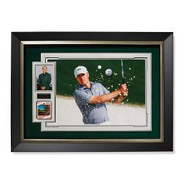 Jordan Spieth 2015 Champion Display