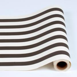 Classic Stripe Paper Table Runner