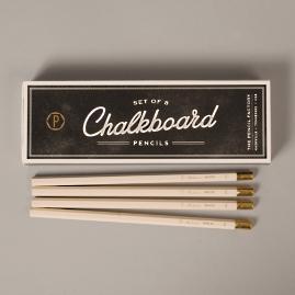 Chalkboard Pencil Set