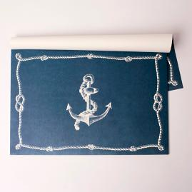 Anchor Paper Placemats