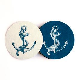 Anchor Pub Coasters