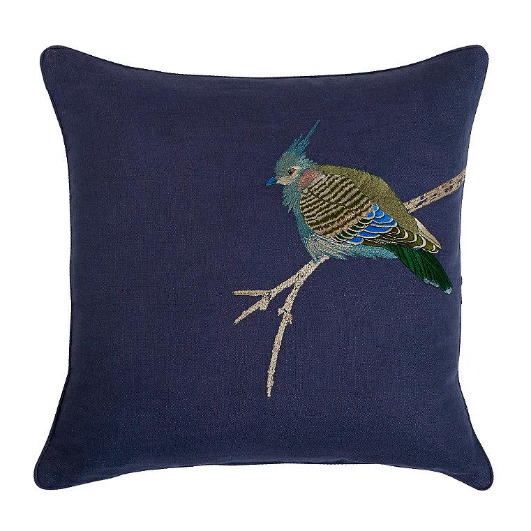 Decorative Zipper Throw Pillow - Frontgate