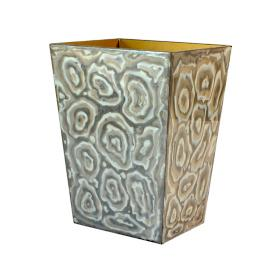 Allegro Wastebasket by Mike & Ally