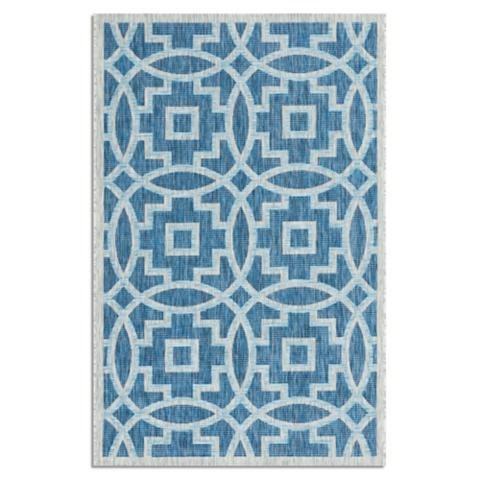 st lucia tile indoor outdoor rug frontgate