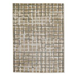 Modern Gridlines Outdoor Rug by Porta Forma