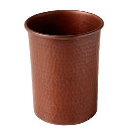 Copper Utensil Holder