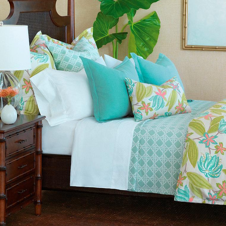 Decorative King Pillow Shams : Decorative King Sham - Frontgate