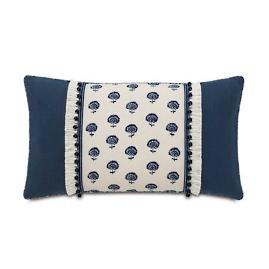 Nile Ink Lumbar Pillow