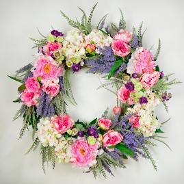 Dream Garden Wreath