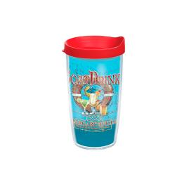 Margaritaville Boat Drinks Tervis Tumbler with Lid