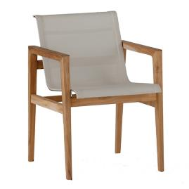 Coast Teak Arm Chair by Summer Classics