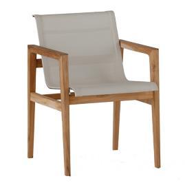 Coast Teak Arm Chair by Summer Classics