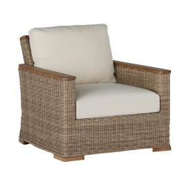 Pacific Lounge Chair with Cushions by Summer Classics