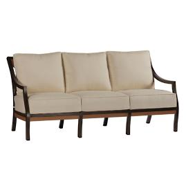 Belize Sofa with Cushions by Summer Classics