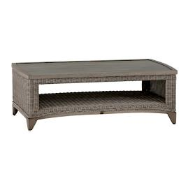 Astoria Wicker Coffee Table by Summer Classics