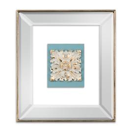 Elegant Square III Wall Art