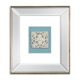 Elegant Square IV Wall Art