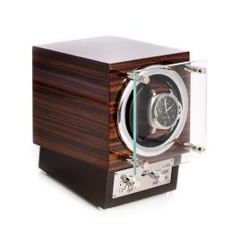 Ebony Burlwood Watch Winder