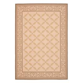 Courtyard Lattice Indoor/Outdoor Rug