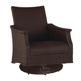 Bentley Swivel Rocking Chair by Summer Classics