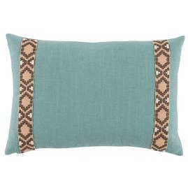 Camden Linen Decorative Lumbar Pillow