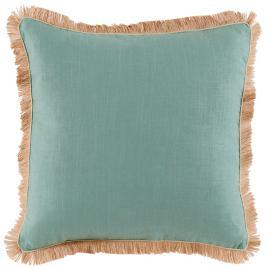 Lorelei Jute Fringe Decorative Pillow