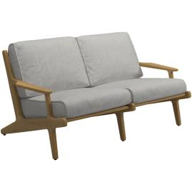 Bay 2-Seater Sofa with Cushions