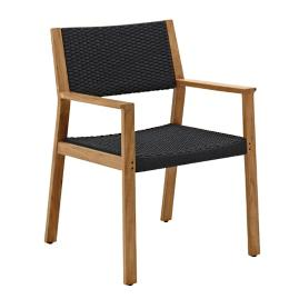 Maze Dining Arm Chair