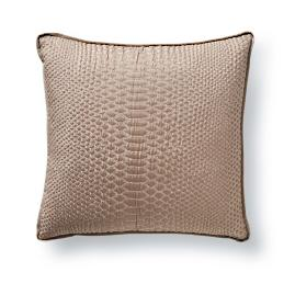 Delaney Alligator Decorative Pillow